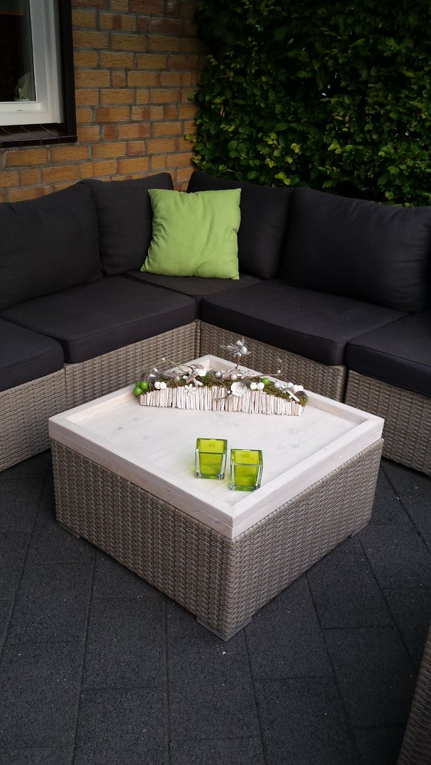 tafelblad of dienblad voor hocker 60 cm. Black Bedroom Furniture Sets. Home Design Ideas